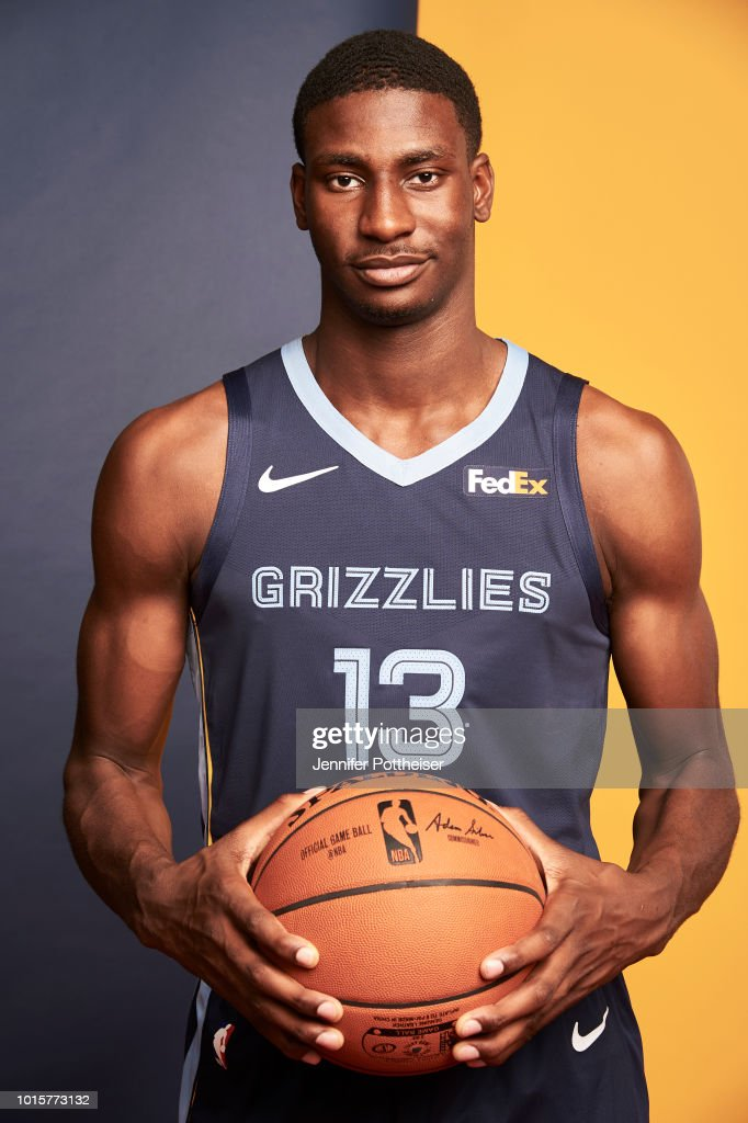 2018 NBA Rookie Photo Shoot
