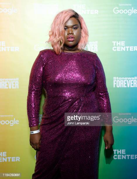 Jari Jones attends #StonewallForever Launch event at West Edge on June 6 2019 in New York City