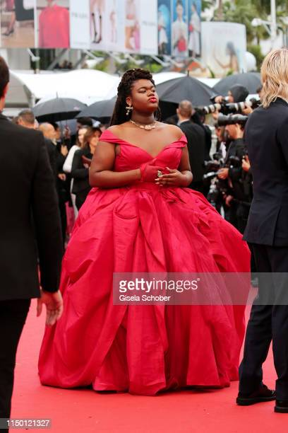 Jari Jones attends the screening of Les Plus Belles Annees D'Une Vie during the 72nd annual Cannes Film Festival on May 18 2019 in Cannes France