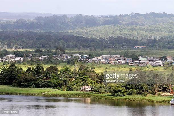 jari river - amapá state ストックフォトと画像