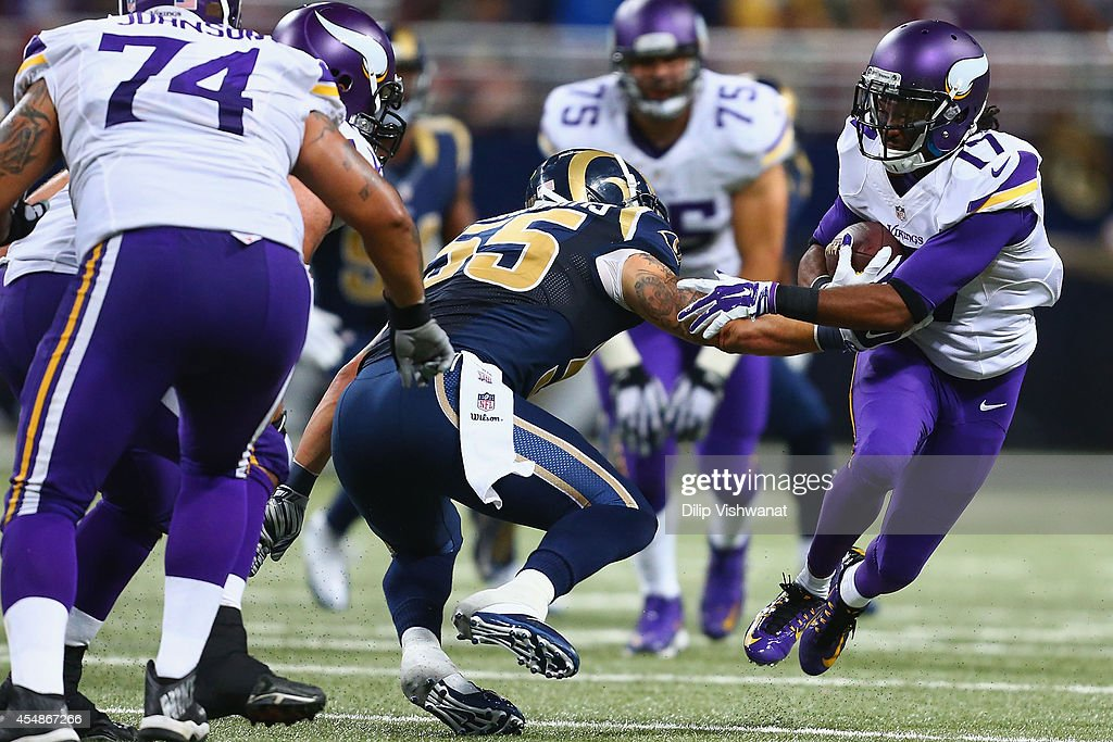 Minnesota Vikings v St Louis Rams