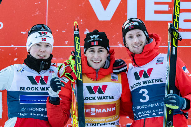 NOR: FIS Nordic World Cup - Nordic Combined Men's Gundersen Large Hill HS138/10.0 KM