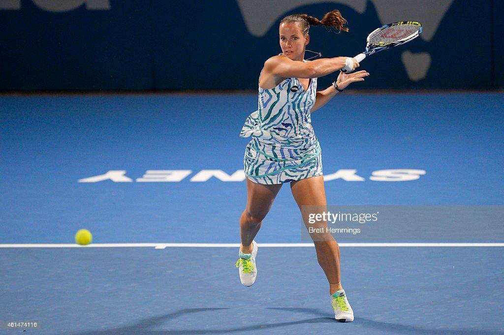 2015 Sydney International - Day 3 : News Photo