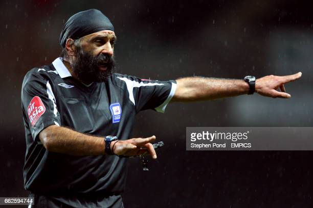 Jarnail Singh, Referee