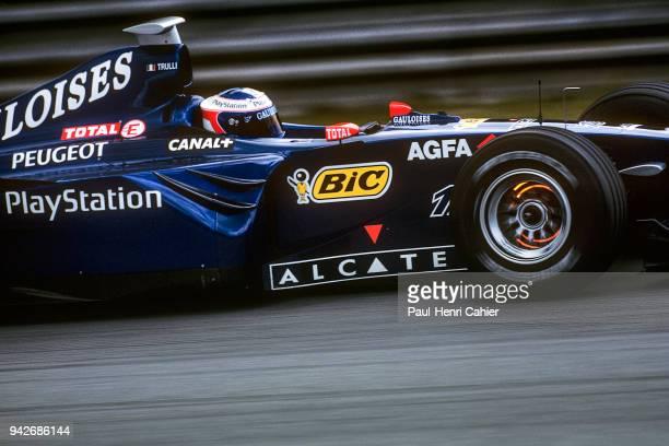 Jarno Trulli ProstPeugeot AP02 Grand Prix of Austria A1Ring Spielberg 25 July 1999