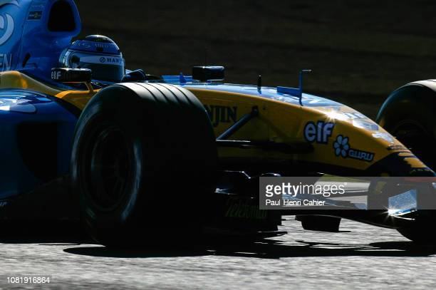 Jarno Trulli Renault R24 Grand Prix of Spain Circuit de BarcelonaCatalunya 09 May 2004