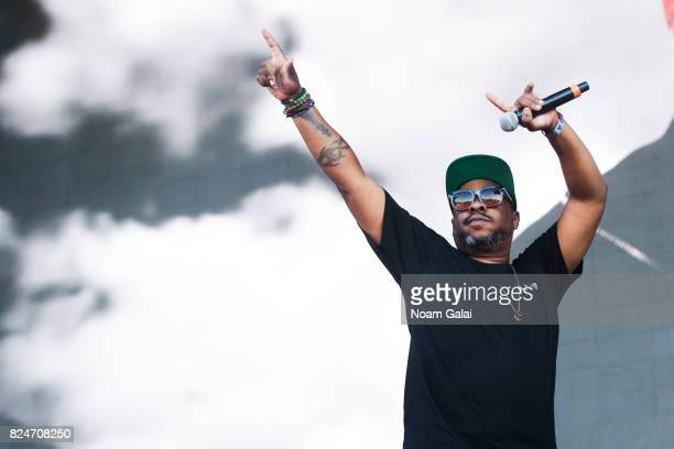 Jarobi White of A Tribe Called Quest performs at the 2017 Panorama Music Festival at Randall's Island on July 30 2017 in New York City