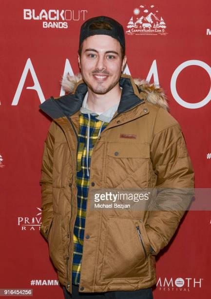 Jarod Einsohn attends Inaugural Mammoth Film Festival Day 2 on February 9 2018 in Mammoth Lakes California