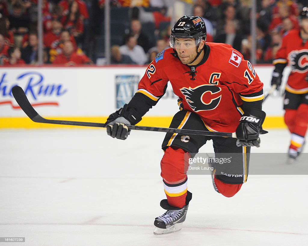 Minnesota Wild v Calgary Flames : News Photo
