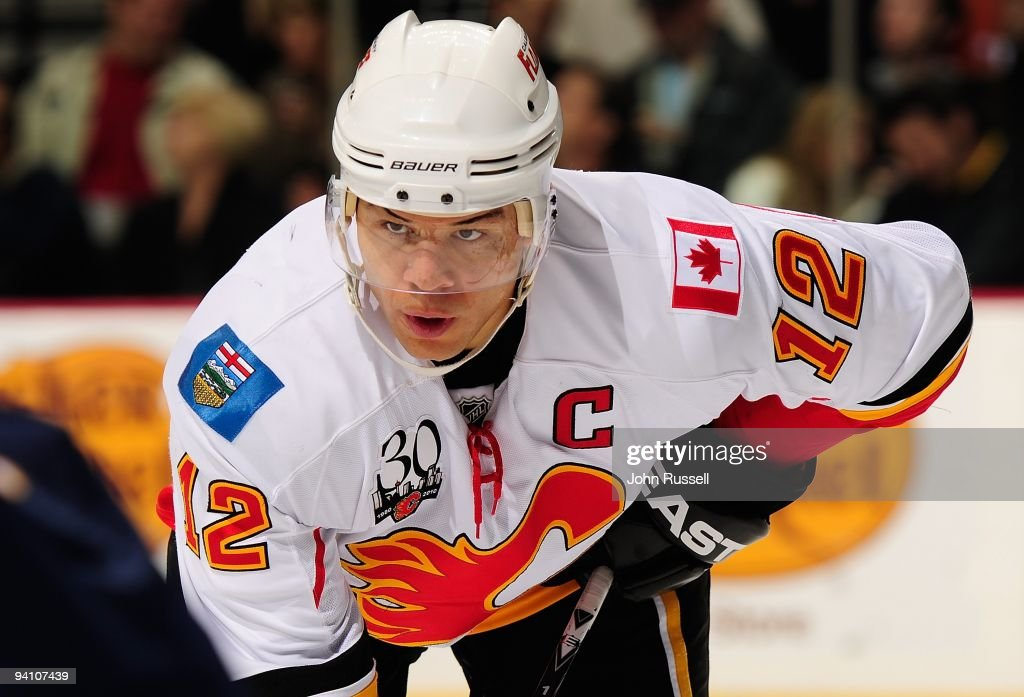 Calgary Flames v Nashville Predators : News Photo