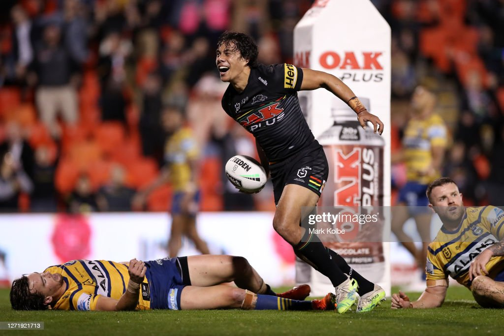 NRL Rd 18 - Panthers v Eels : News Photo