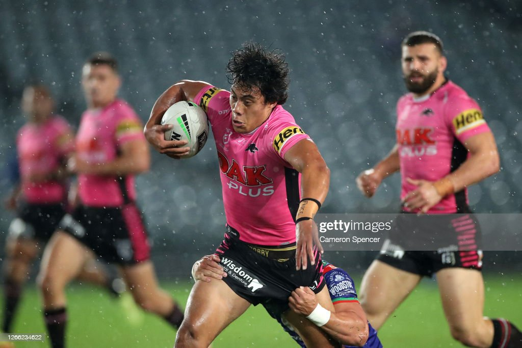 NRL Rd 14 - Warriors v Panthers : News Photo