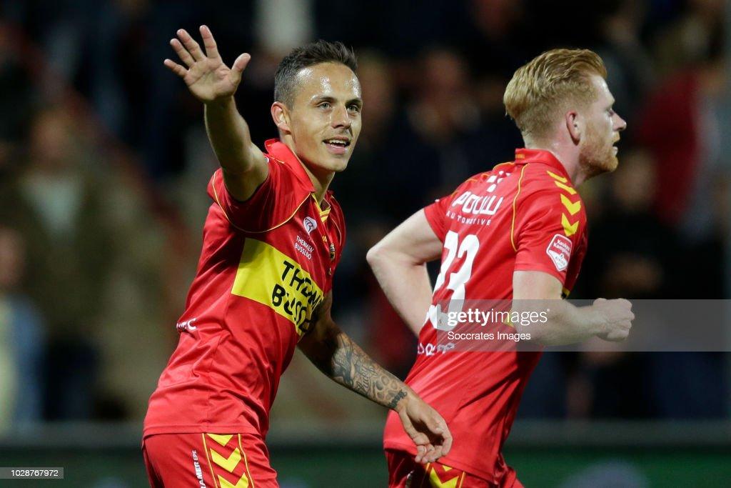 Go Ahead Eagles v FC Volendam - Eerste Divisie
