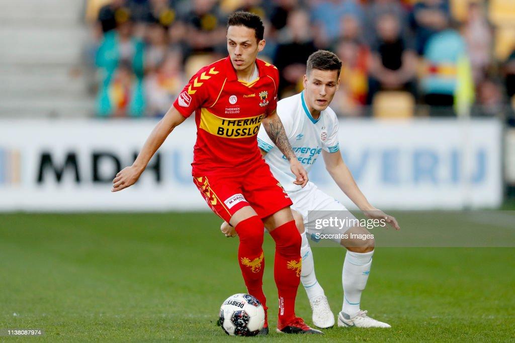 NLD: Go Ahead Eagles v Jong PSV - Jupiler League