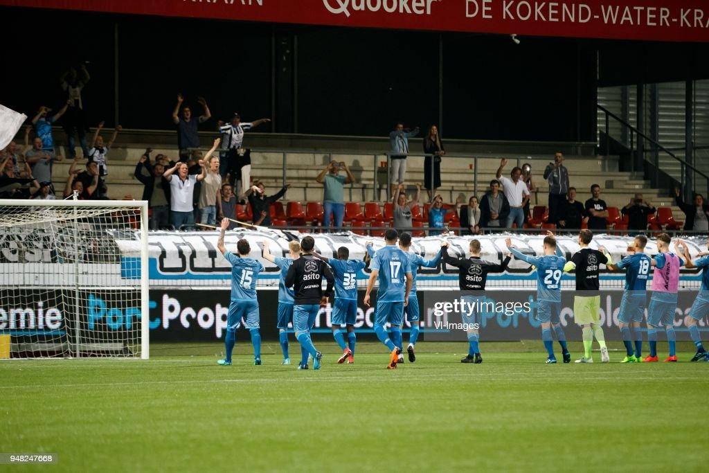 Excelsior v Heracles - Eredivisie