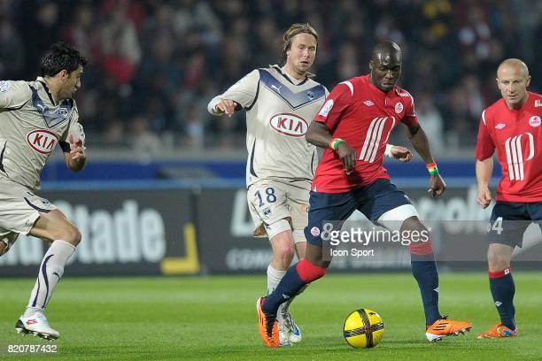 Jaroslav PLASIL / Moussa SOW Lille / Bordeaux 31e journee Ligue 1