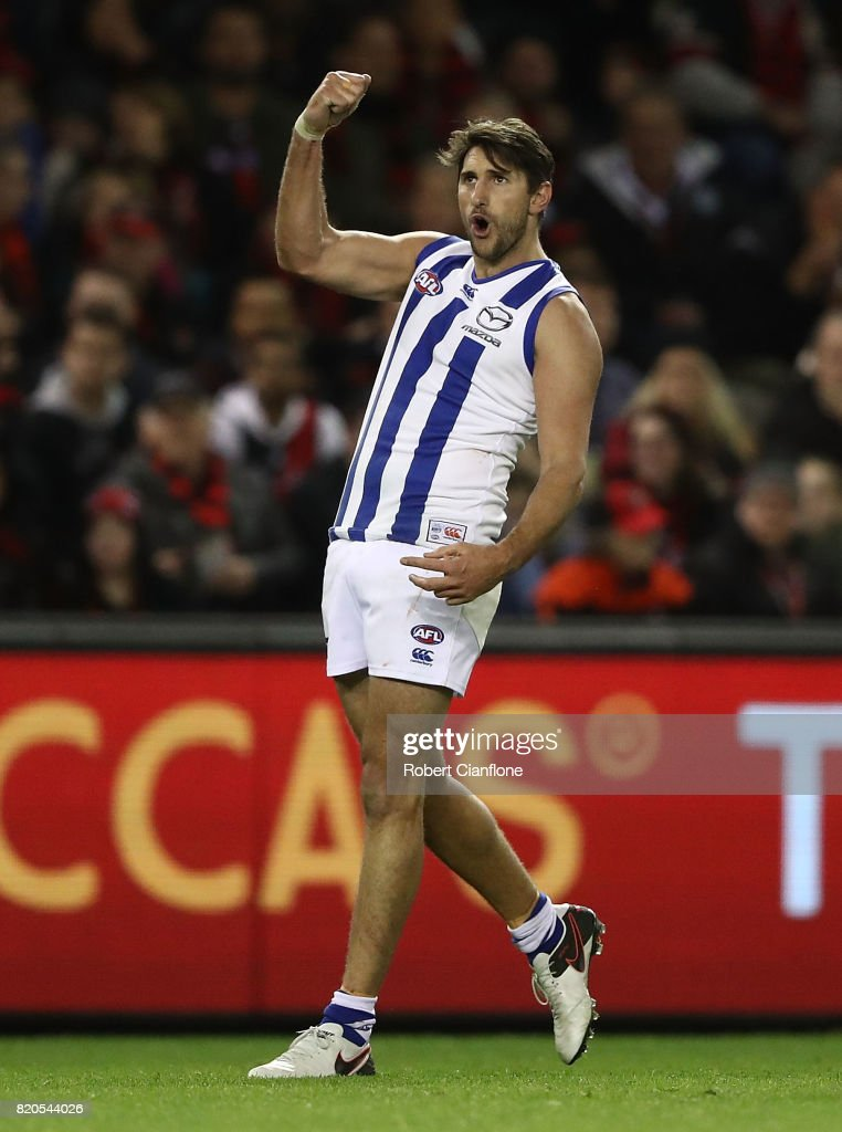 AFL Rd 18 - Essendon v North Melbourne