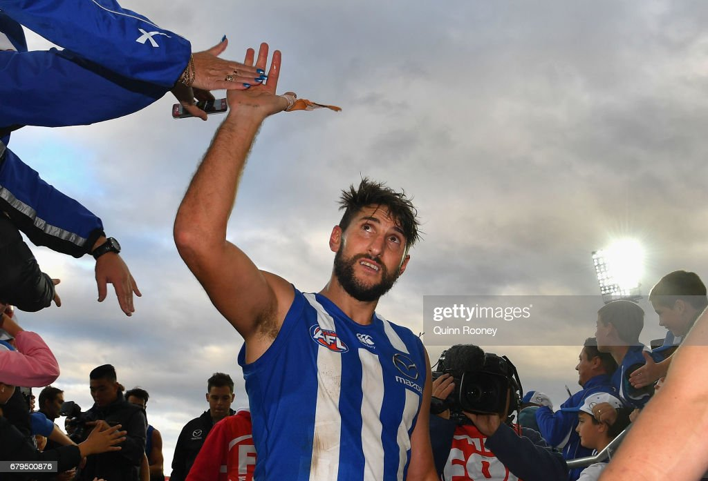AFL Rd 7 - North Melbourne v Adelaide