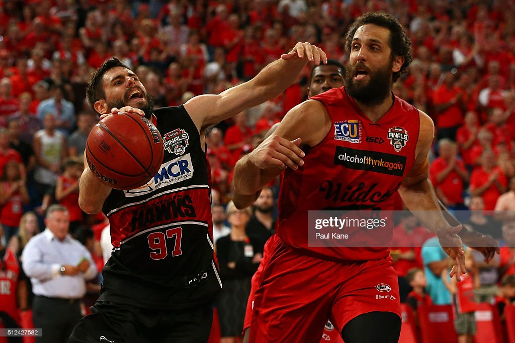 NBL Semi Final - Perth v Illawarra