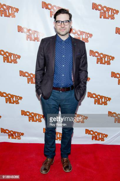 Jarred Alterman attends the 2nd Annual Rooftop Gala at St Bart's Church on February 15 2018 in New York City