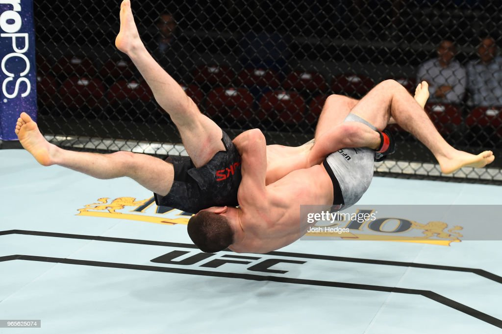 UFC Fight Night: Brooks v Torres : News Photo