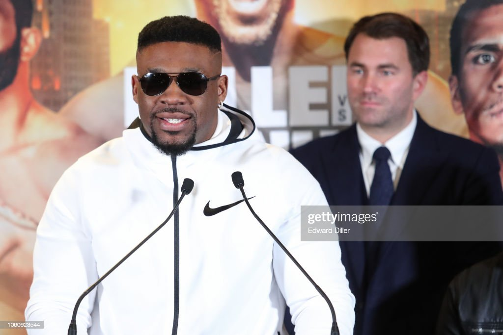 Matchroom Boxing USA Fight Announcement : News Photo