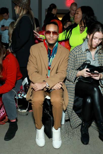 NY: Seven Crash - Front Row - February 2020 - New York Fashion Week: The Shows