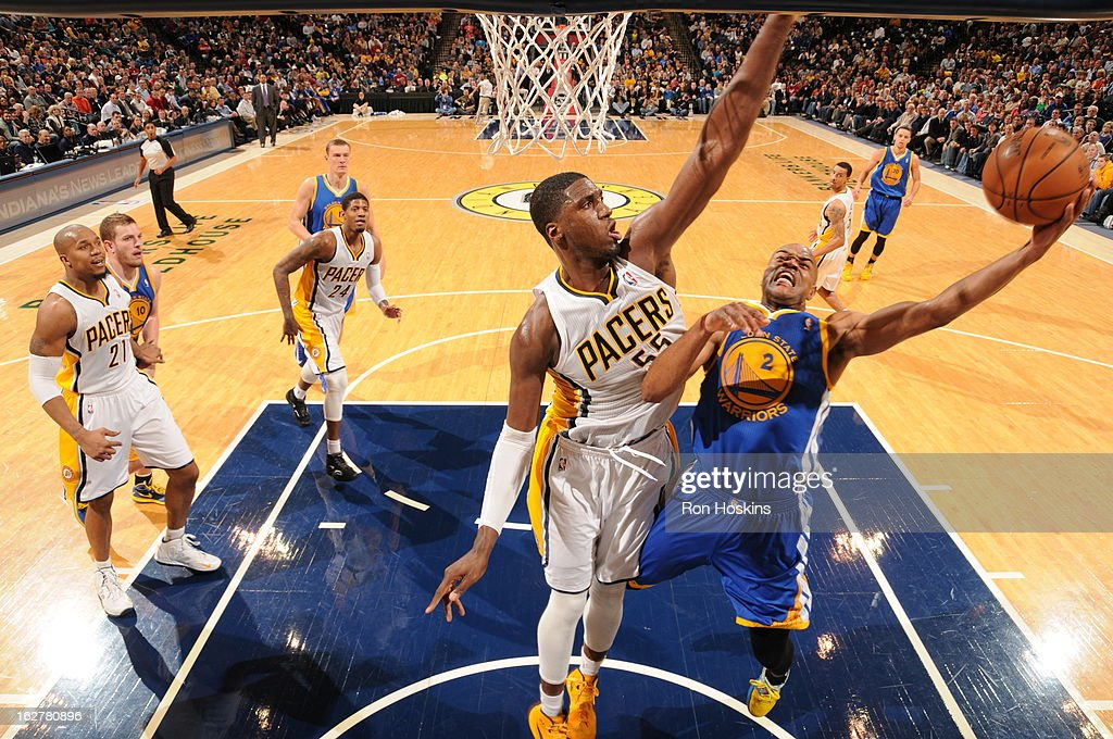 Golden State Warriors v Indiana Pacers