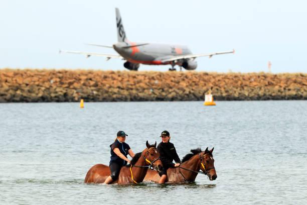 AUS: Racing Preparations At Botany Bay