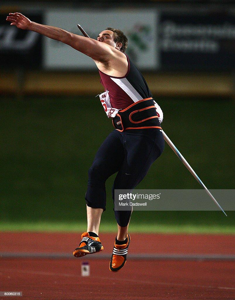 2008 Australian Championships - Day 2 : Photo d'actualité