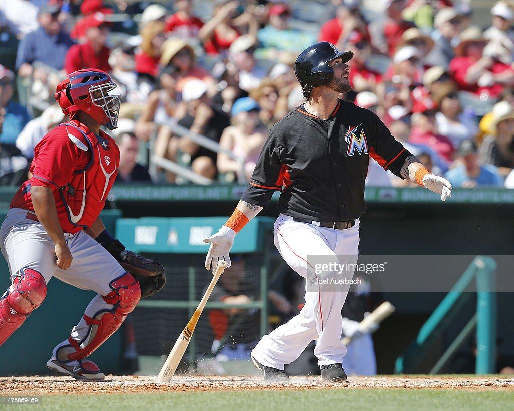 St Louis Cardinals v Miami Marlins : News Photo
