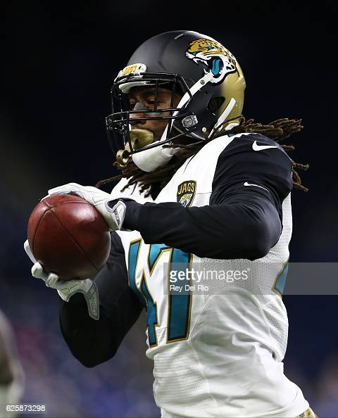 meet 6e1d8 0b5dc Jarrod Wilson of the Jacksonville Jaguars catches ball ...