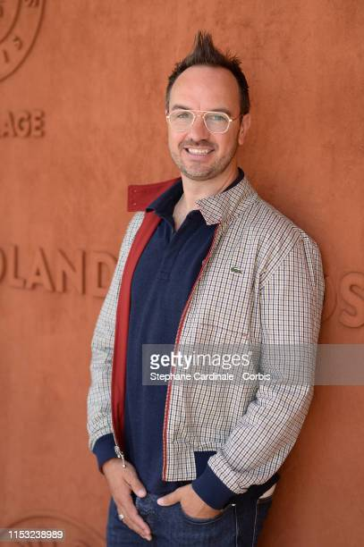 Jarry attends the 2019 French Tennis Open Day Eight at Roland Garros on June 02 2019 in Paris France