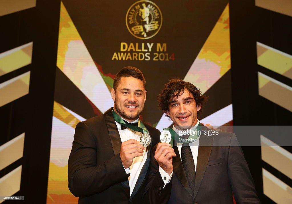 Dally M Awards : News Photo