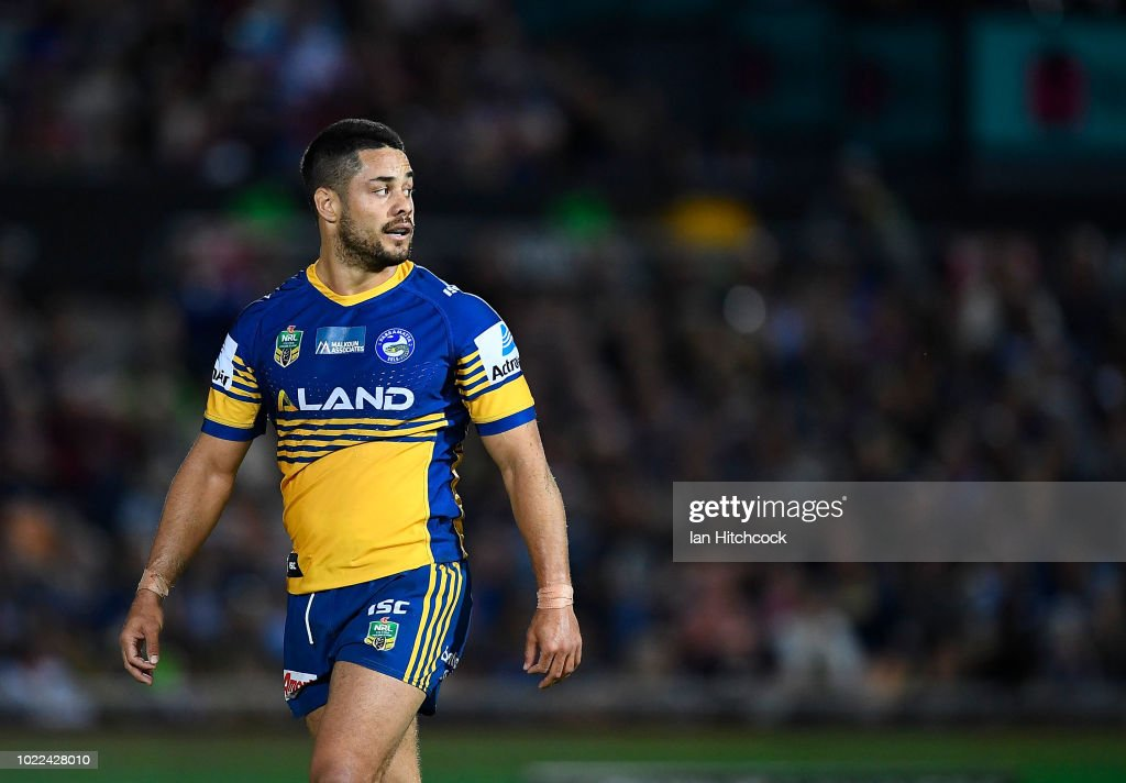 NRL Rd 24 - Cowboys v Eels : News Photo