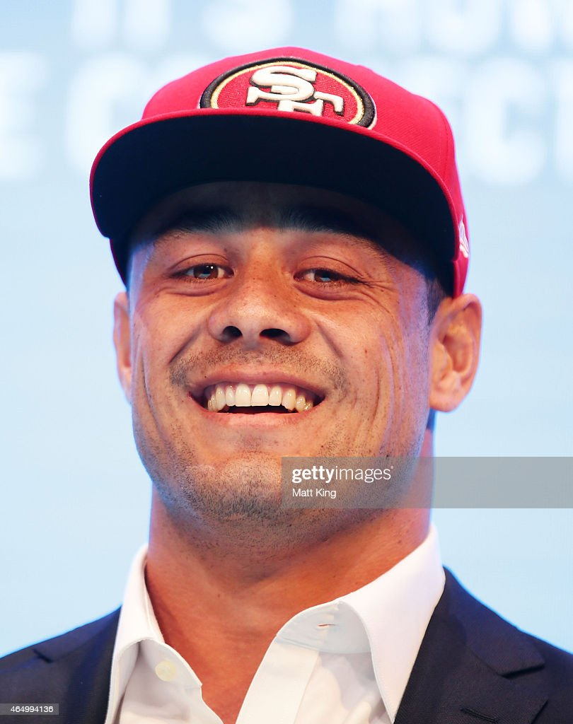 Jarryd Hayne Press Conference