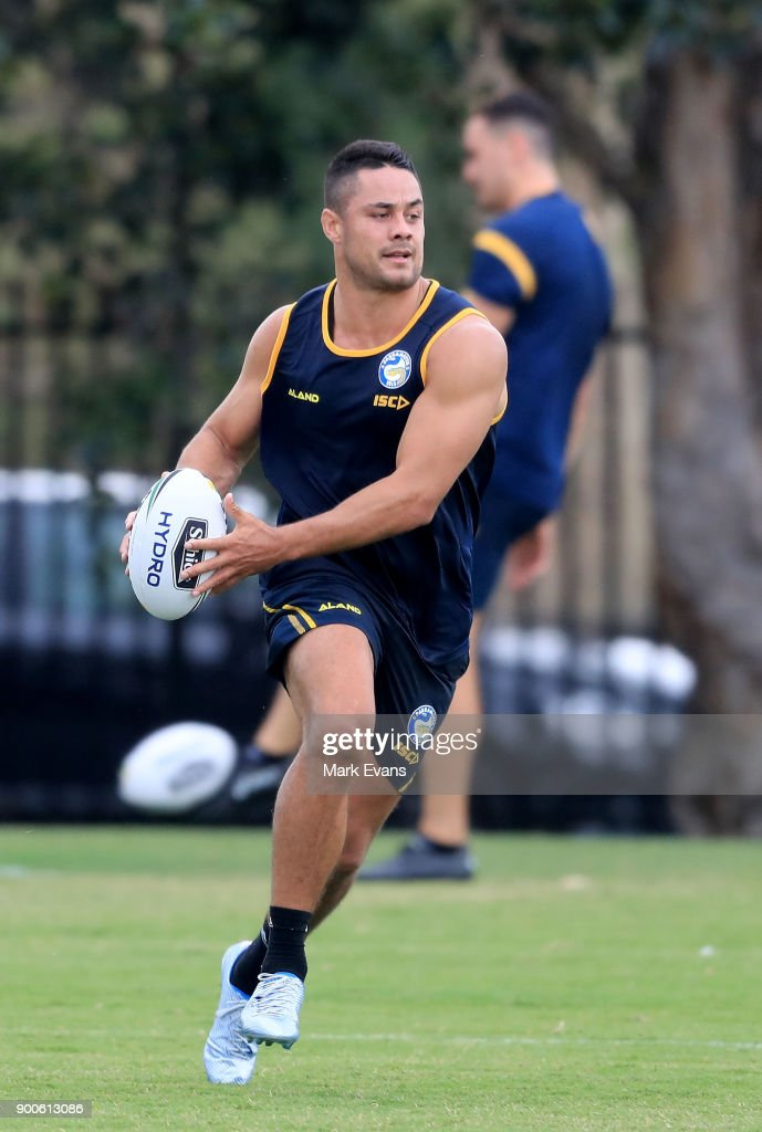 Parramatta Eels Training Session & Press Conference
