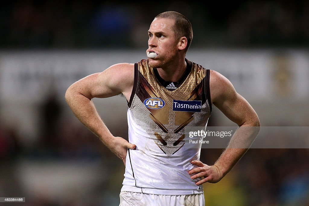 AFL Rd 19 -  West Coast Eagles v Hawthorn