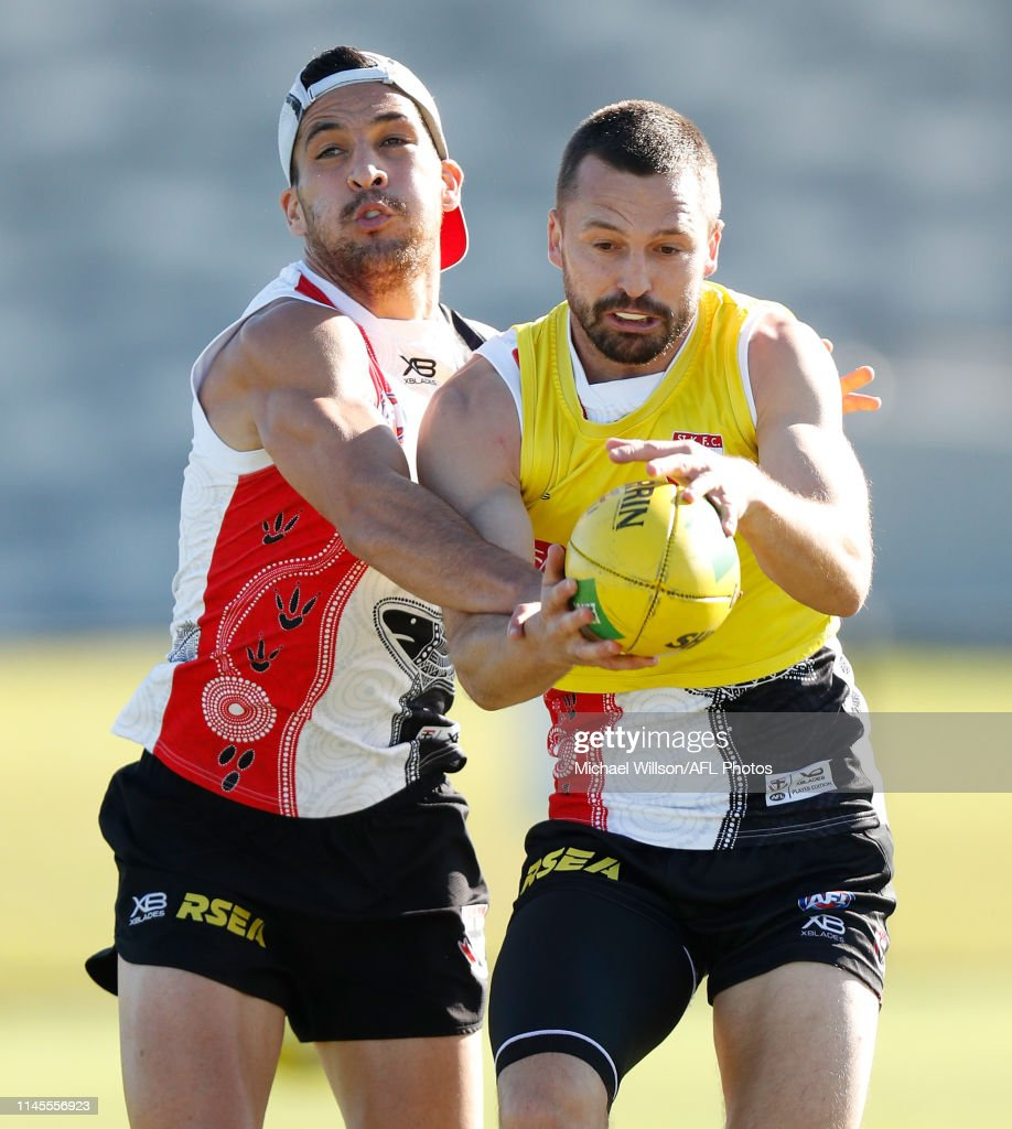 AUS: St Kilda Saints Training Session
