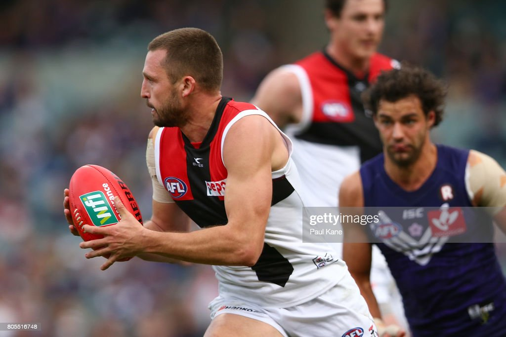 AFL Rd 15 - Fremantle v St Kilda : News Photo