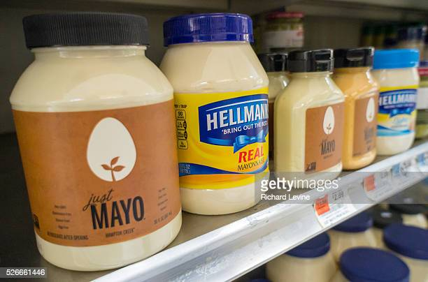 Mayonnaise Stock Photos And Pictures Getty Images