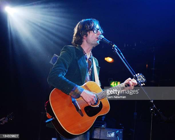 Jarvis Cocker during Jarvis Cocker in Concert at Koko in London November 15 2006 at KOKO in London Great Britain