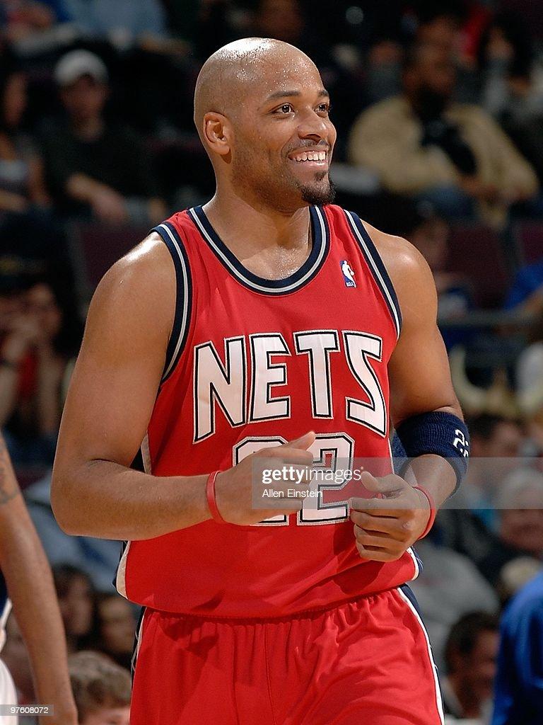 New Jersey Nets v Detroit Pistons