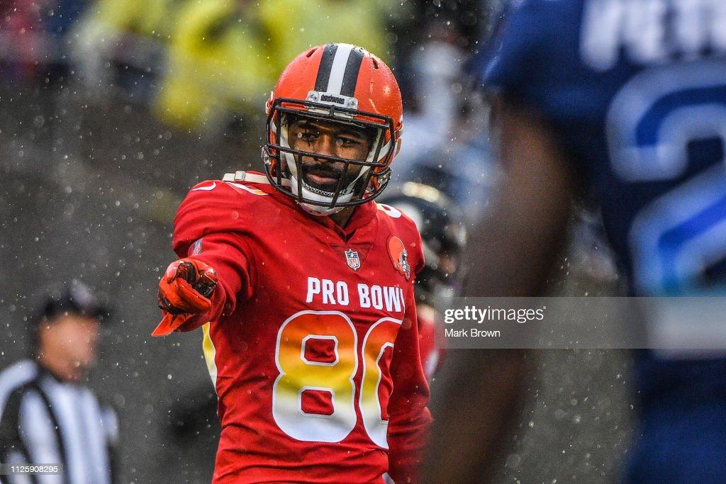 NFL Pro Bowl : ニュース写真