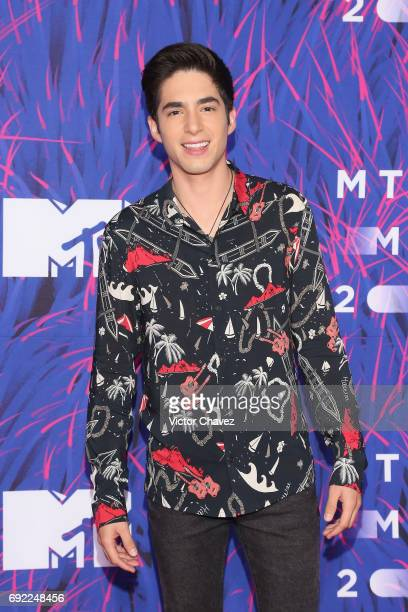 Jary attends the MTV MIAW Awards 2017 at Palacio de Los Deportes on June 3 2017 in Mexico City Mexico