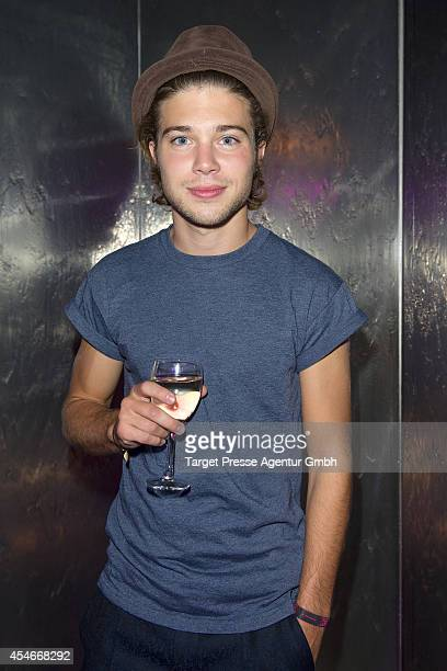 Jascha Rust attends the Music Meets Media 2014 at Grand Hotel Esplanade on September 4, 2014 in Berlin, Germany.