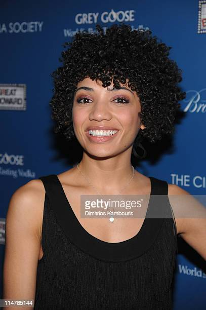 Jasika Nicole attends The Cinema Society and Brooks Brothers screening of The Great Buck Howard at the Tribeca Grand Screening Room on March 10 2009...