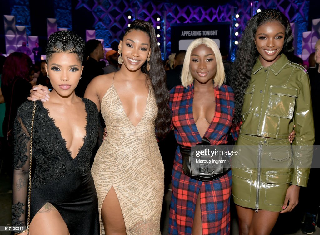 BET's Social Awards 2018 - Arrivals : News Photo