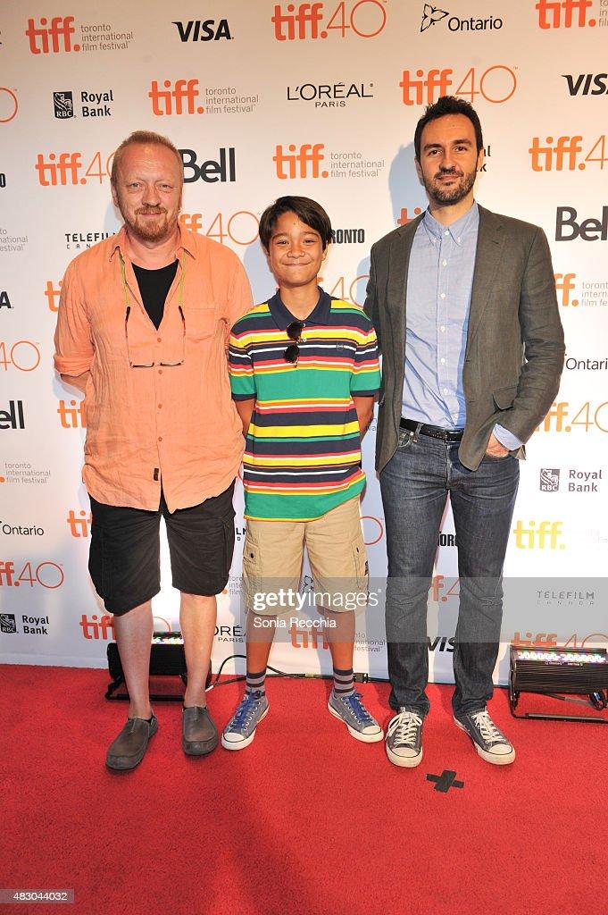 2015 Toronto International Film Festival Canadian Press Conference : News Photo