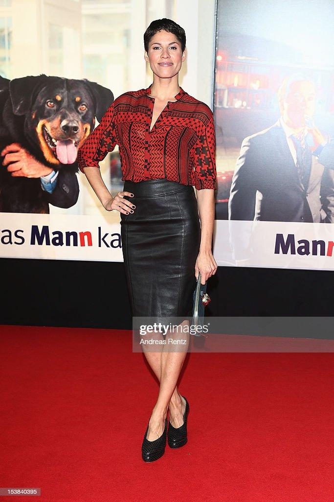 'Mann Tut Was Mann Kann' Germany Premiere : News Photo